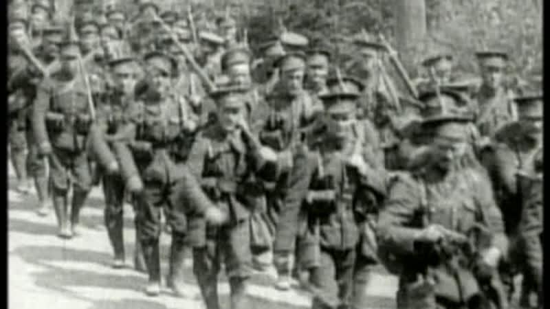 Первая мировая война 1914 - 1918 (2 серия).