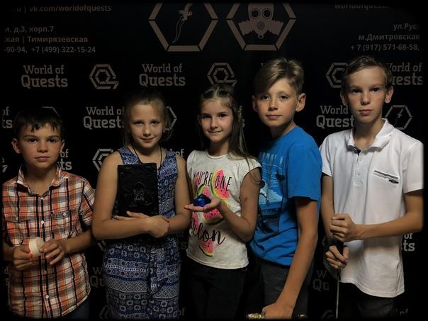 Команда победителей 08.08.2018