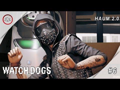 Watch dogs 2, HAUM 2.0 Gameplay 6 PT-BR