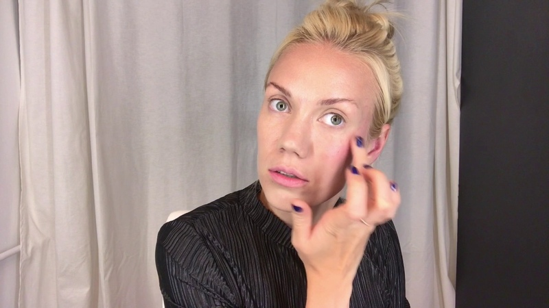 Елена Крыгина Освежающий макияж