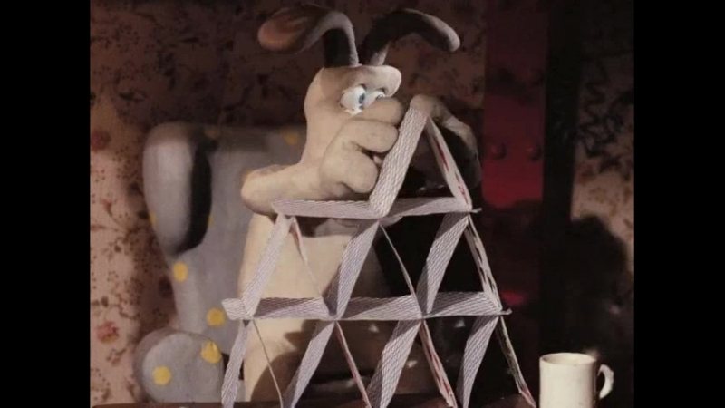 Full VHS Tape Wallace Gromit A Grand Day Out