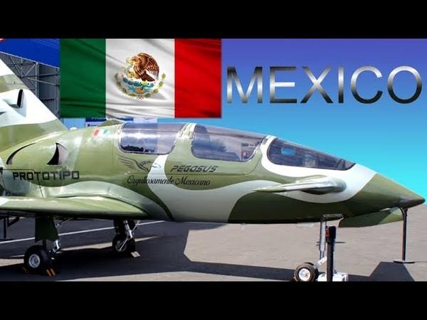 Mexico I PEGASUS P-400T, El Nuevo Avión Desarrollado y Construido en México