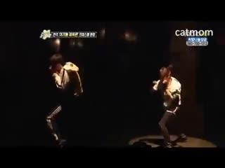 20110109 SectionTV Lee Min Ho at Lee Ki Dong Gym Premiere