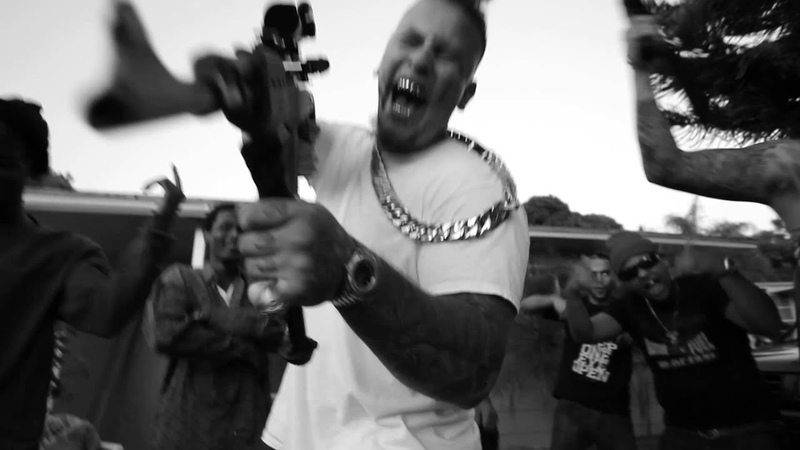 Stitches Brick In Yo Face Official Video
