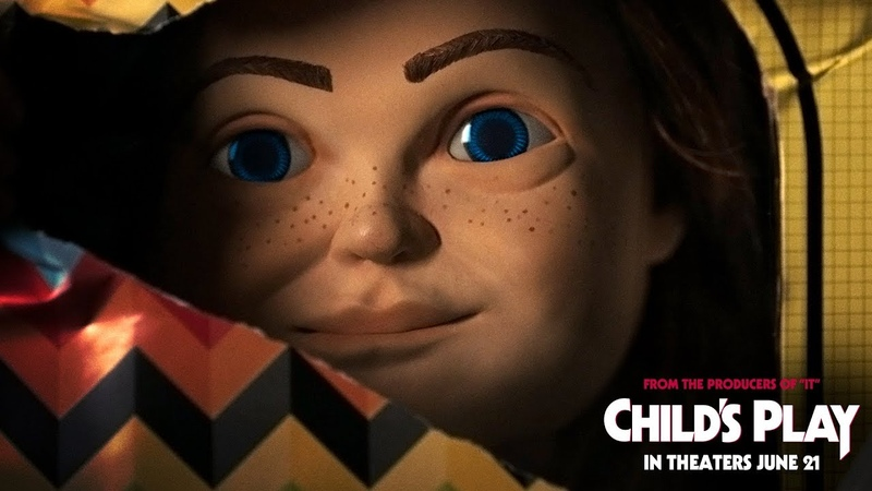 CHILD'S PLAY Behind the Scenes Bringing Chucky to Life