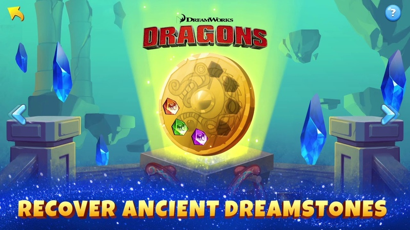 DreamWorks Universe of Legends - Store Page Video