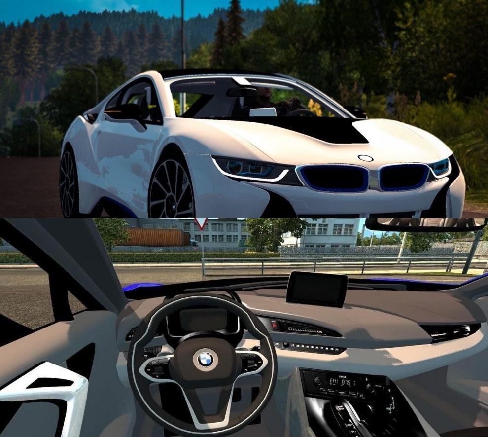 BMW I8 [1.31]