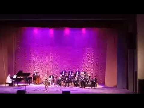 выступление с оркестром им. Лундстрема 3.05.18