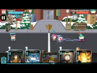 [The Rokito] South Park Phone Destroyer level 50 Orc Pit Cartman fight