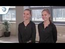 Behind the Gold Meet Europe's Champions! Episode 7 Dina and Arina Averina