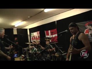 Metallica: Tuning Room (Geneva, Switzerland - 2018)