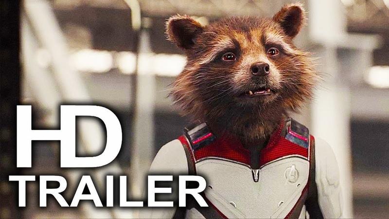AVENGERS: ENDGAME Full Team Assembles Trailer [HD] Chris Evans, Robert Downey Jr.