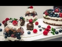 Практическое занятие по приготовлению ягодного Тортика, Верринов и пирожных Картошка.