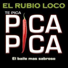 El Rubio Loco альбом Te Pica