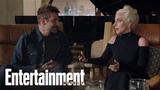 Интервью Леди Гаги и Брэдли Купера для Entertainment Weekly (2 чaсть)