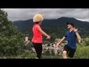 Девушка Танцует Очень Классно С Парнем В Грузии 2018 ALISHKA IA Aminka Aminka Lezginka Боржоми