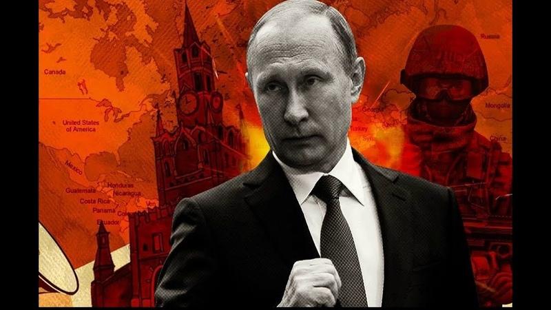 У Путина появились трудности он занервничал...