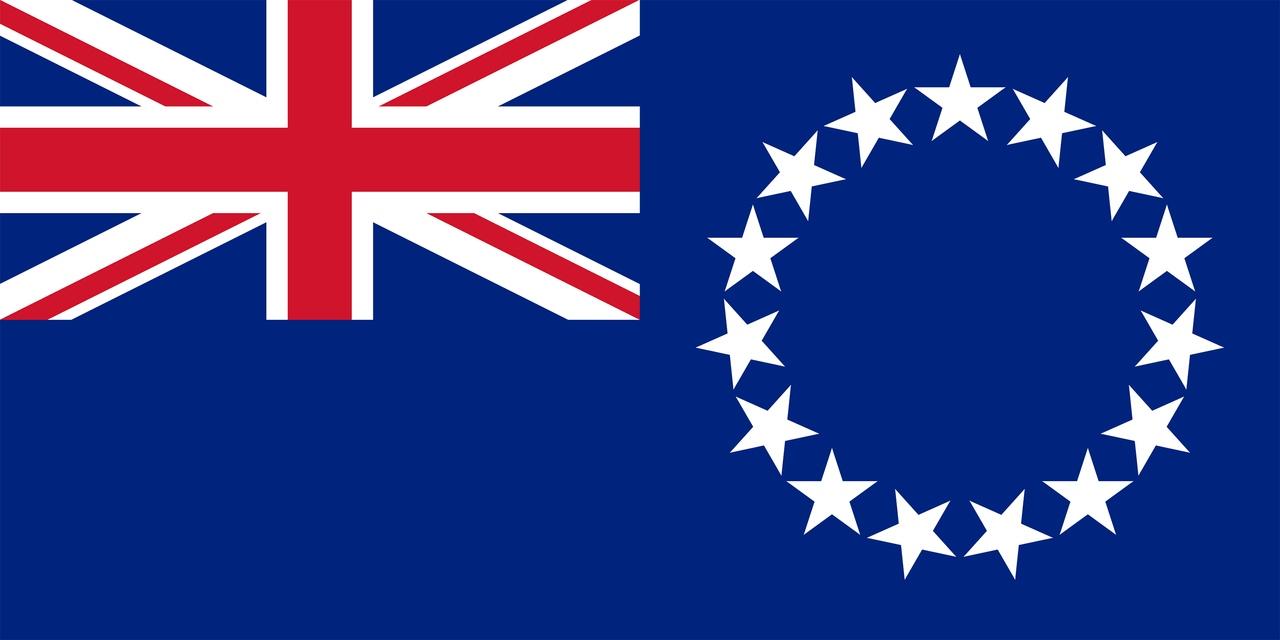 Флаг Острова Кука