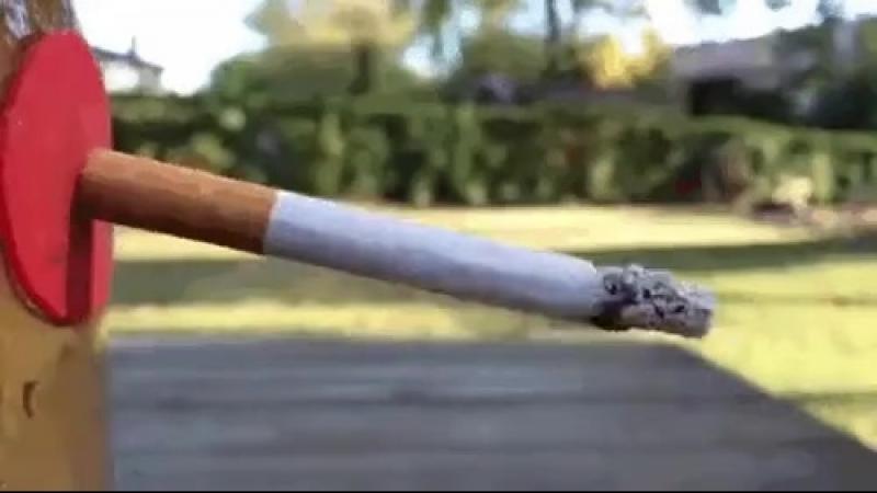 Предупреждение курильщикам
