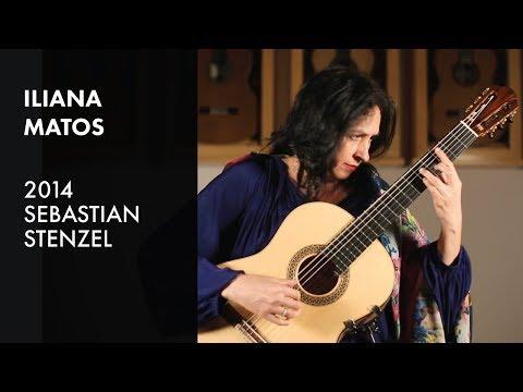 Elegía a Benny Moré - Iliana Matos plays Sebastian Stenzel