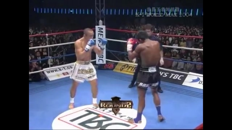 Buakaw Por Pramuk vs Kozo Takeda (2004-10-13)