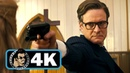 KINGSMAN: THE SECRET SERVICE Movie Clip - Church Massacre  4K ULTRA HD  Colin Firth Action 2014
