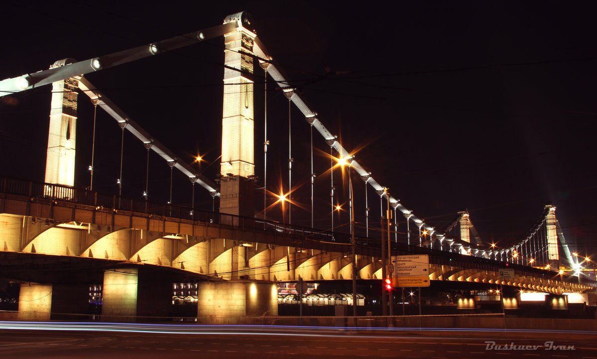 Крымский мост будет доступен и для велосипедистов