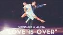 Shinsuke Kanemitsu - Anna Kovalova | Rumba Love is over | Christmas Show | Japan 2018