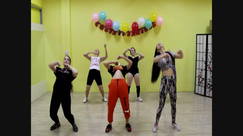 Зумба в Студии танцев А-Dance!