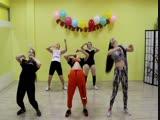 Зумба в Студии танцев