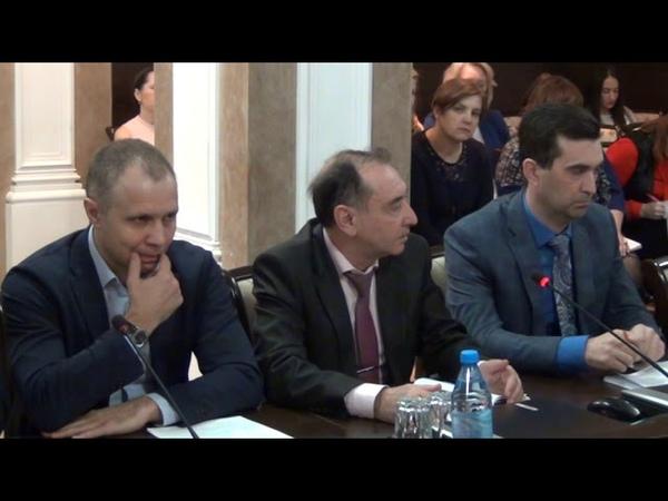 Василий Кудашкин о взаимодействии бизнеса и власти