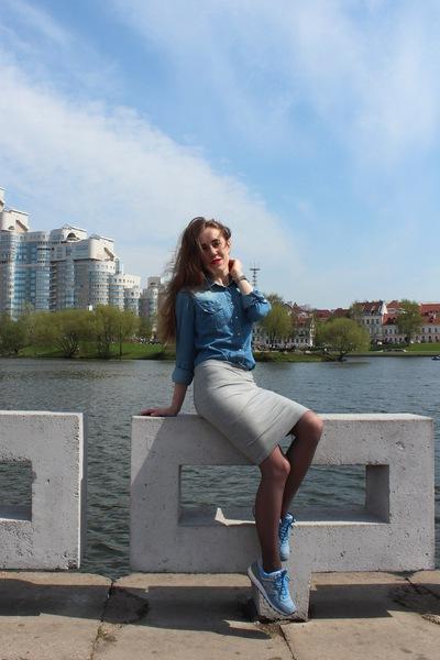 Анна Бурковская