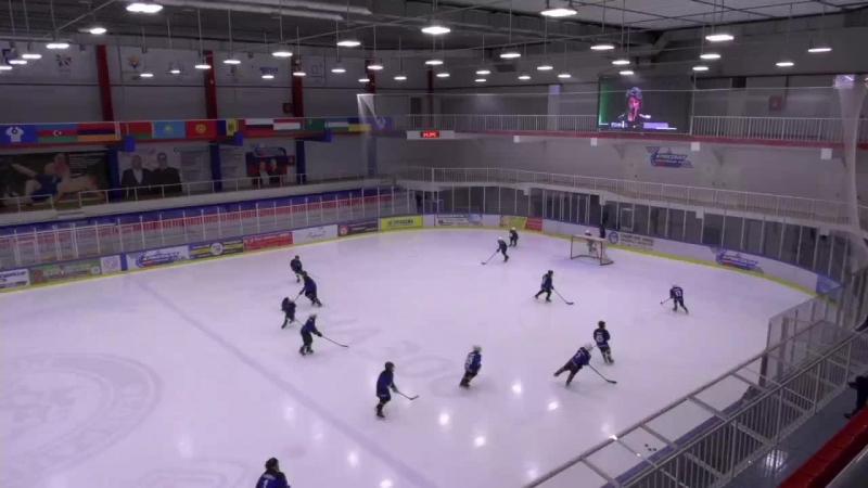 ХК Юность-08 (Караганда) - ХК Титаны (Новосибирск)