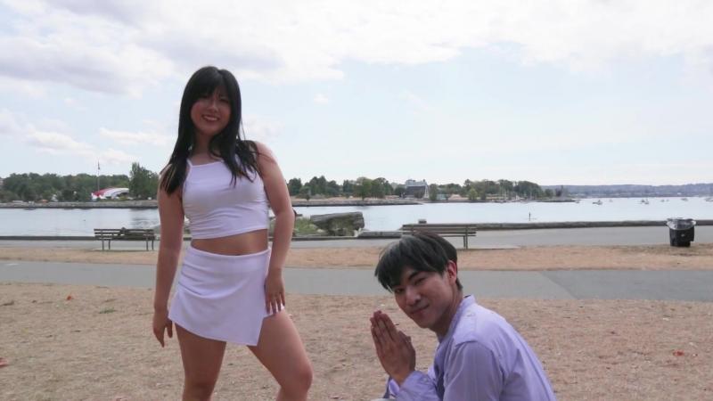 "【KPOP IN PUBLIC】 KARD (카드) - _""Ride on the wind_"" DANCE COVER"