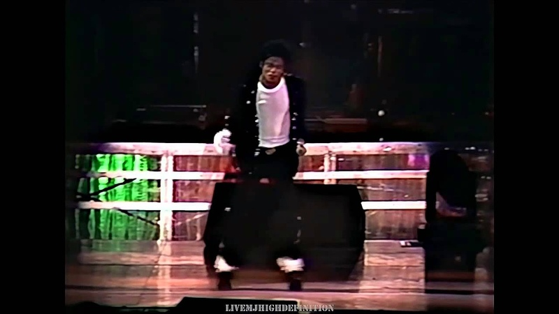 Michael Jackson Billie Jean Live Wembley 1988 HD