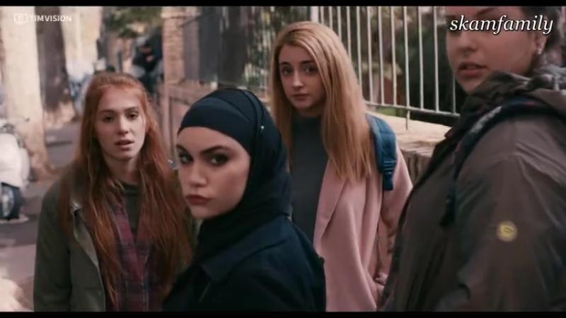 Skam_Italia 1 сезон 4 серия. Часть 2 (Эдоардо. .) Рус. субтитры