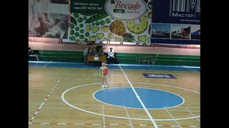 Чемпионат первенства г Донецка по спортивной аэробике 24 05 18