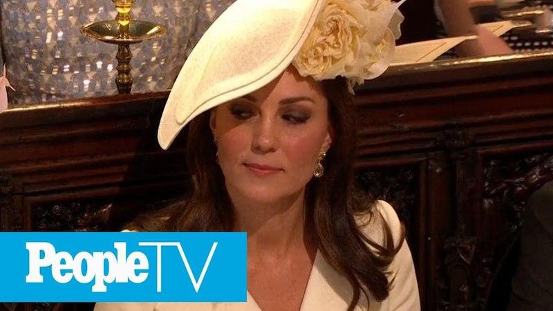 Кейт Миддлтон, Камилла Паркер-Боулз на королевской свадьбе | PeopleTV