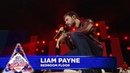 Liam Payne 'Bedroom floor' Live at Capital's Jingle Bell Ball 2018