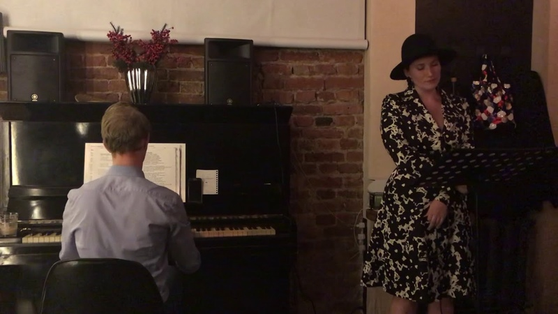 "Liza Bokova ""Mad World"" (Gary Jules cover) Piano Lev Shishkin"