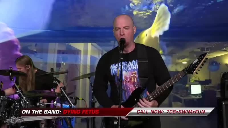 DYING FETUS - From Womb To Waste (On Fish Center) (vk.comafonya_drug)