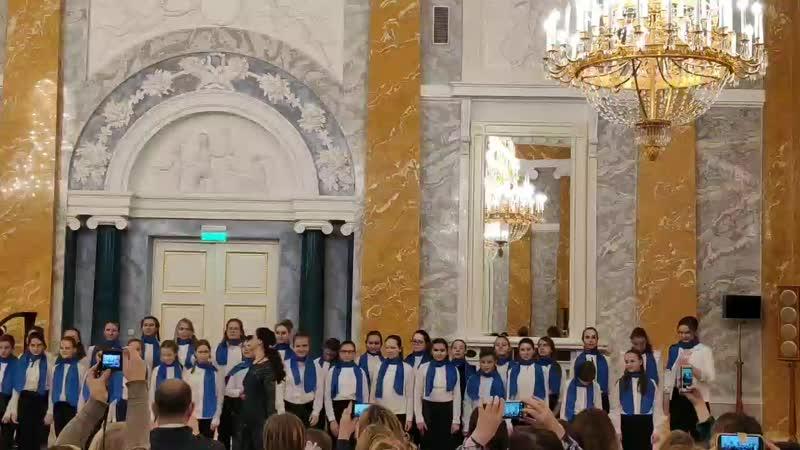 Рождественский концерт в Константиновском, 17.01.19