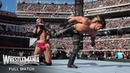 The «Kingslayer»: FULL MATCH - Orton vs. Rollins: WrestleMania 31(WWE Network Exclusive)