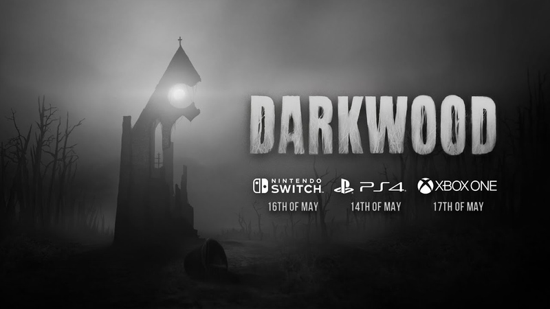 Darkwood Console Launch Trailer (PS4, Xbox One, Switch)
