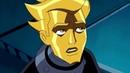 Ben 10 инопланетная сверхсила Майкл Морнингстар против бена