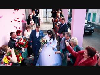 Отзыв Свадьба ОГОНЬ 17.11.2018 Дениса и Натальи