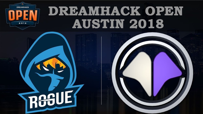 Rogue vs Millenium Map2 | Rainbow Six VODs | DreamHack Austin 2018 - Playoff (03.06.2018)