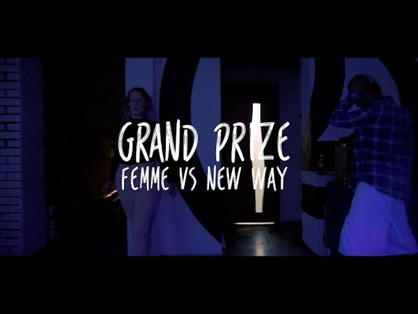 SUMMER MOOD VOGUE BALL | Grand Prize Femme vs New way