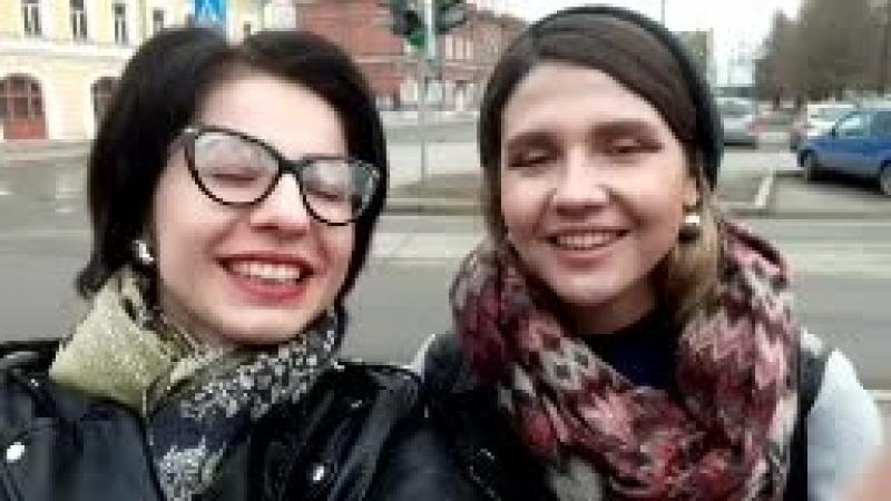 Стрим 29.ru: чиновники, грабли и человек-дерево: приключения на субботнике в Архангельске.