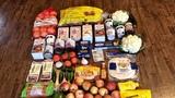 VEGAN FOOD HAUL $35 a week budget challenge